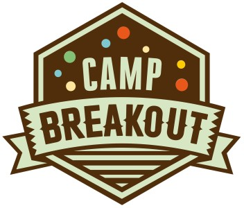 camp breakout logo